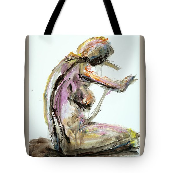 04953 Just So Tote Bag by AnneKarin Glass