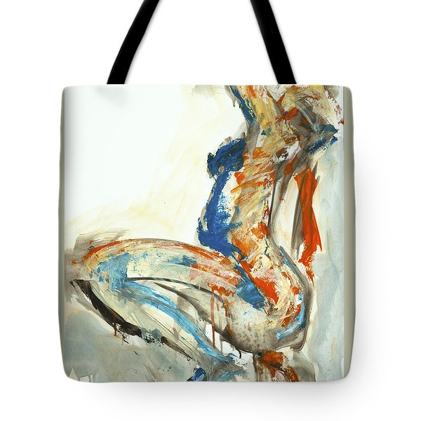 04958 Suddenly Tote Bag by AnneKarin Glass