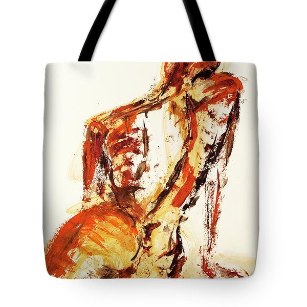 04992 Fine Tote Bag by AnneKarin Glass