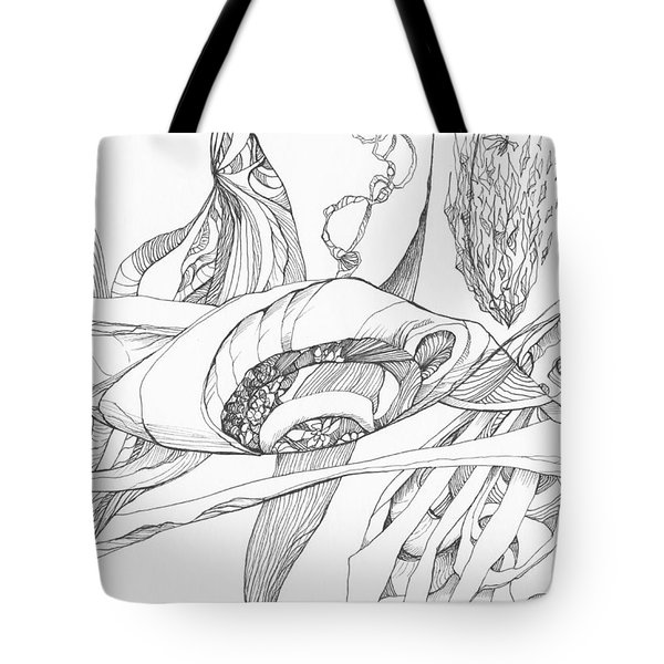 0511-5 Tote Bag by Charles Cater