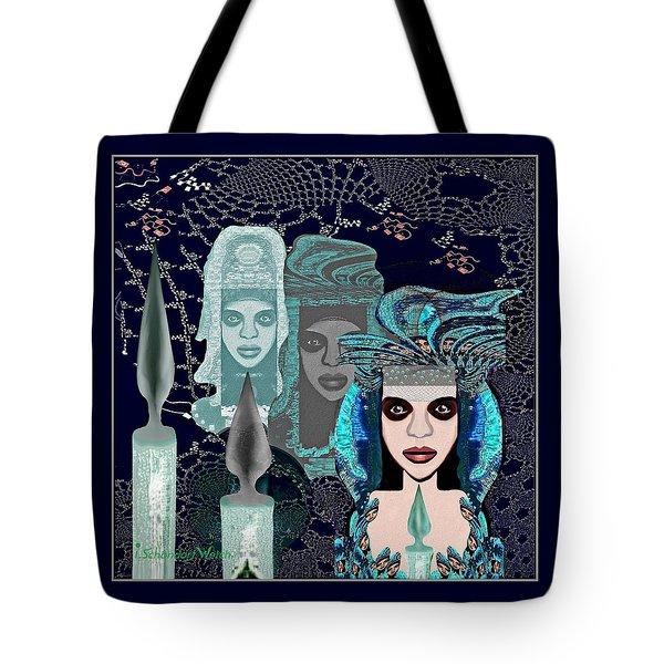 082 - Mystic Child 2017 Tote Bag