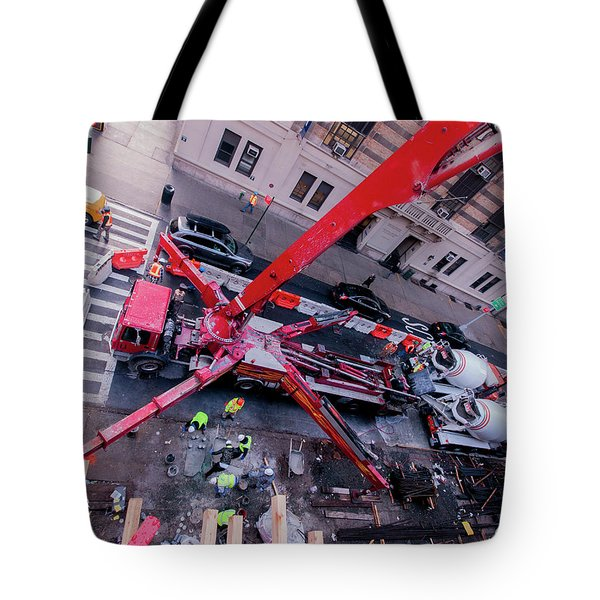Tote Bag featuring the photograph 08feb2017 by Steve Sahm