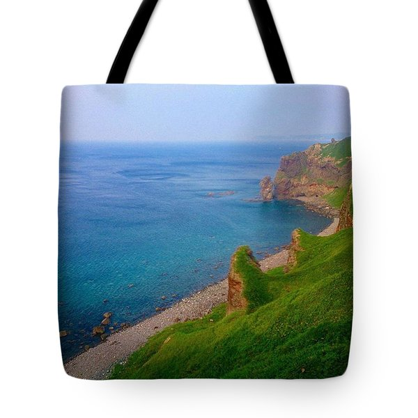 Kamui Cape, Japan Tote Bag