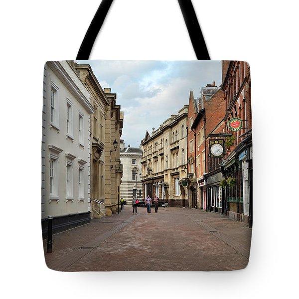 Trinity House Lane Tote Bag