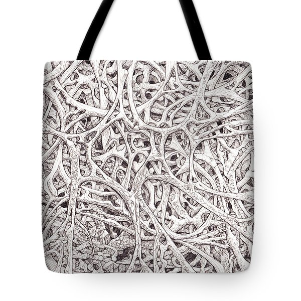 0111-4 Tote Bag by Charles Cater