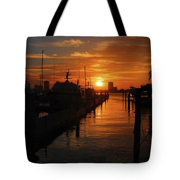 Tote Bag featuring the digital art 1 by Joseph Keane
