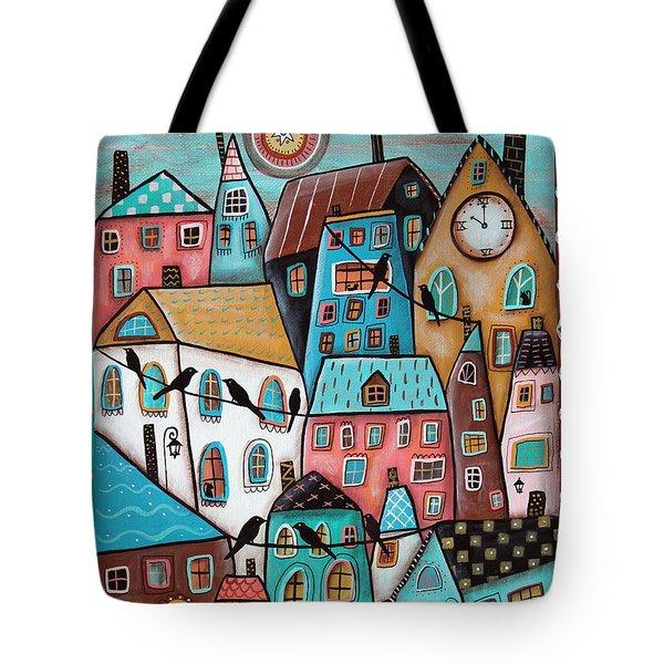 10 O'clock Tote Bag