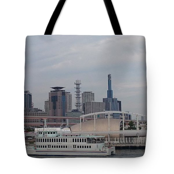 Portcity Tote Bag