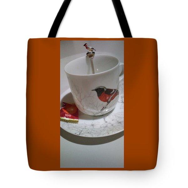 Kotori Means Bird Tote Bag