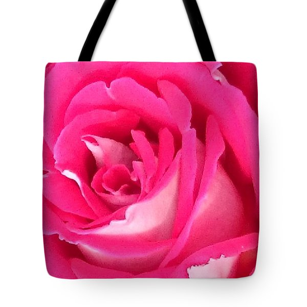 Bara Means Rose Tote Bag