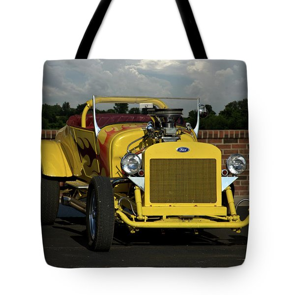 1928 Ford Bucket T Hot Rod Tote Bag