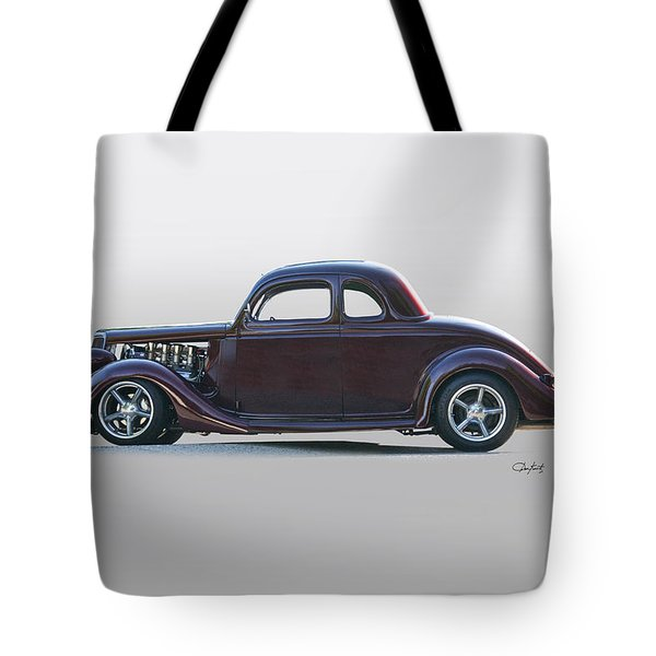 1935 Ford 'five-window' Coupe Tote Bag