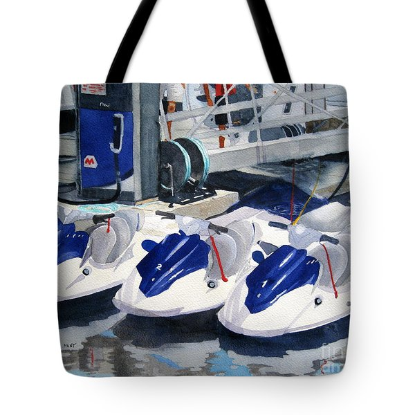 1 2 3 Go Tote Bag