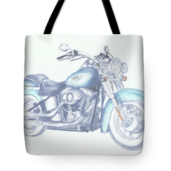 2015 Softail Tote Bag