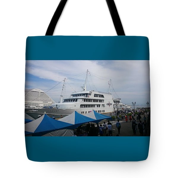 Port City Tote Bag
