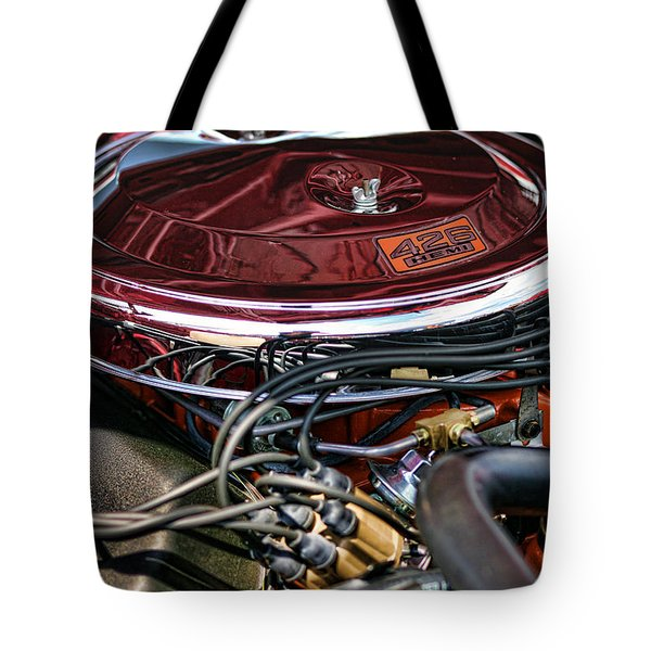 426 Hemi Tote Bag by Gordon Dean II