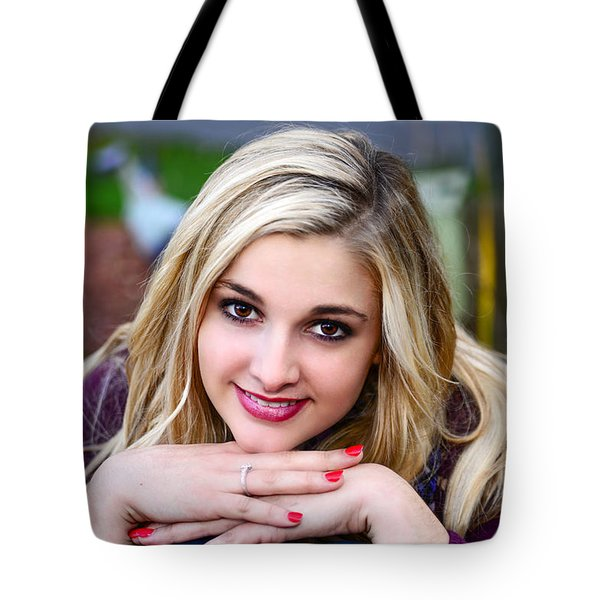 Tote Bag featuring the photograph 8932 by Mary Timman