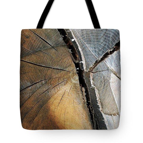 A Dead Tree Tote Bag