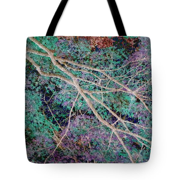 A Forest Of Magic Tote Bag