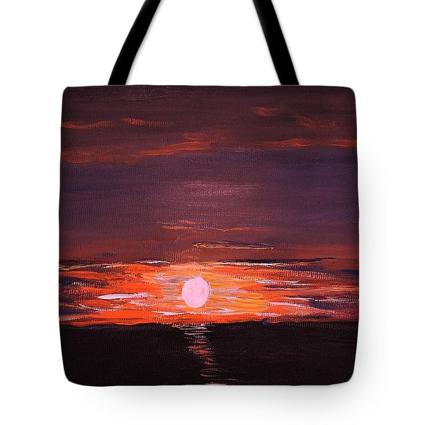 A Little Sun For Gaby Tote Bag
