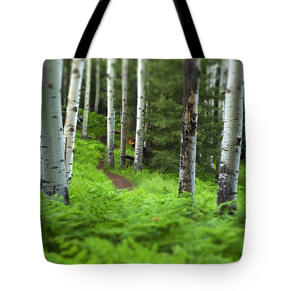 A Magic Place Tote Bag
