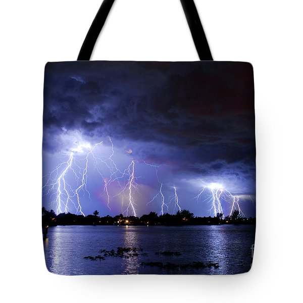A Magical Night Tote Bag