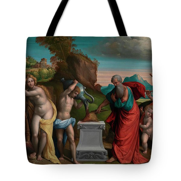 A Pagan Sacrifice Tote Bag