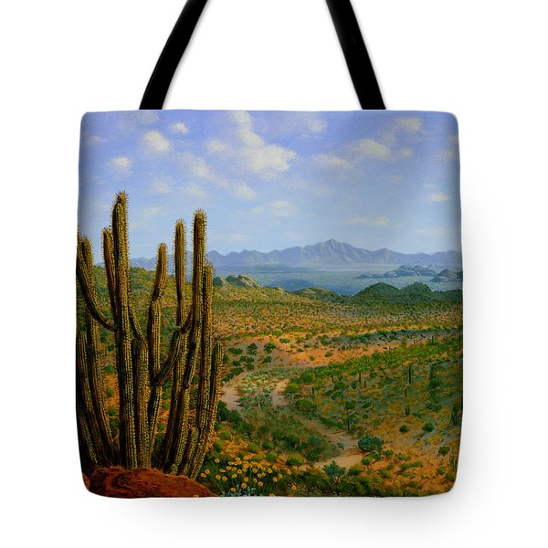 A Place Of Wonder Tote Bag