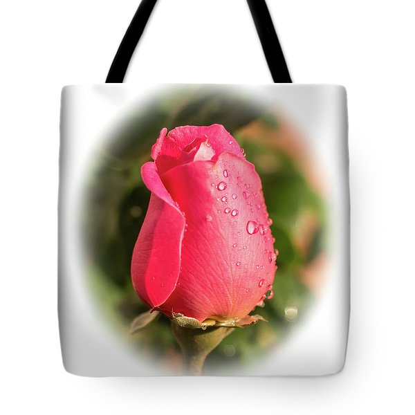 A Rose For Love Tote Bag