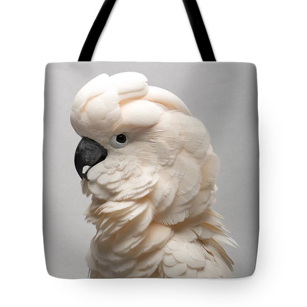A Salmon-crested Cockatoo Tote Bag