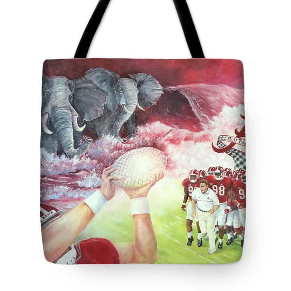 A Tradition Of Heroes Tote Bag