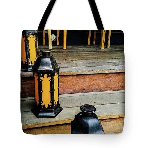 A Wonderful Place To Sit And Read Tote Bag