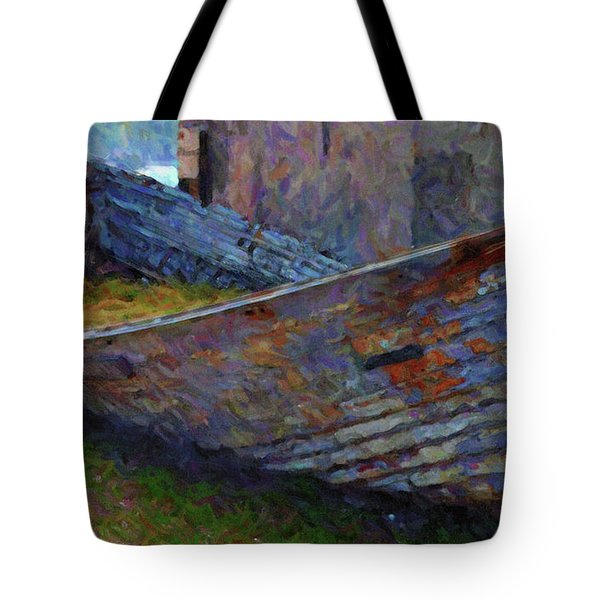 Long Since Forgotten Tote Bag