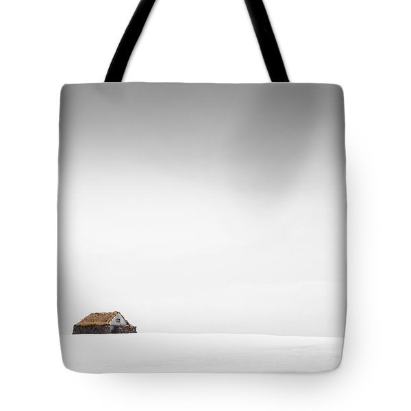 Abandoned Tote Bag by Dominique Dubied