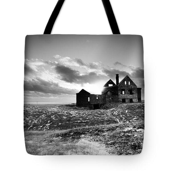 Abandoned Farm On The Snaefellsnes Peninsula Tote Bag
