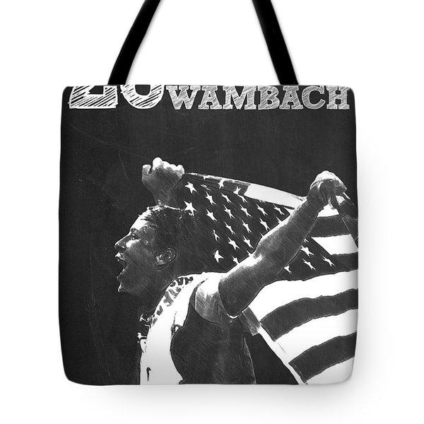 Abby Wambach Tote Bag