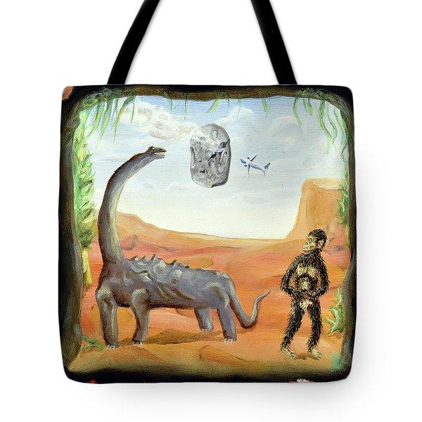 Abiogenesis Tote Bag