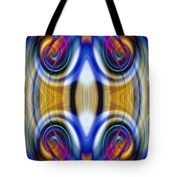 Abstract 1 Tote Bag