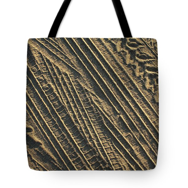 Abstract 18 Tote Bag by Tony Cordoza