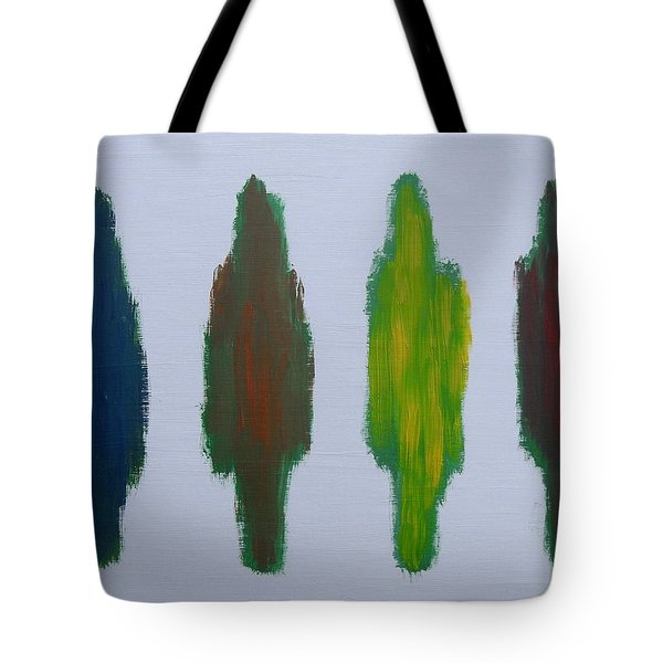 Abstract 199 Tote Bag by Patrick J Murphy