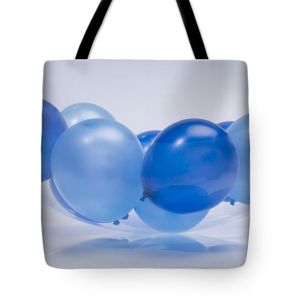Abstract Balloon Tote Bag by Setsiri Silapasuwanchai