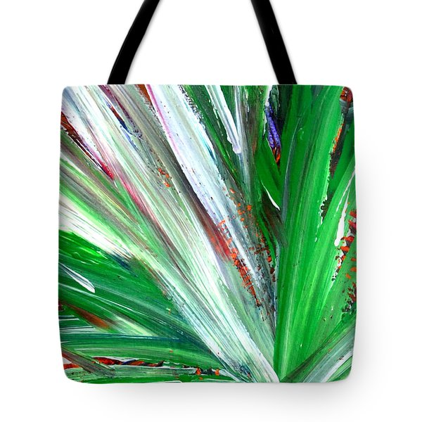 Abstract Explosion Series 92215 Tote Bag