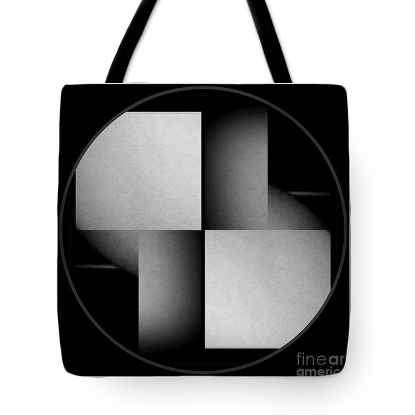 Abstract Female Nude Tote Bag