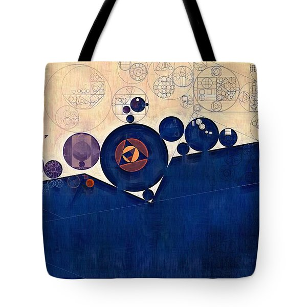 Abstract Painting - Champagne Tote Bag by Vitaliy Gladkiy