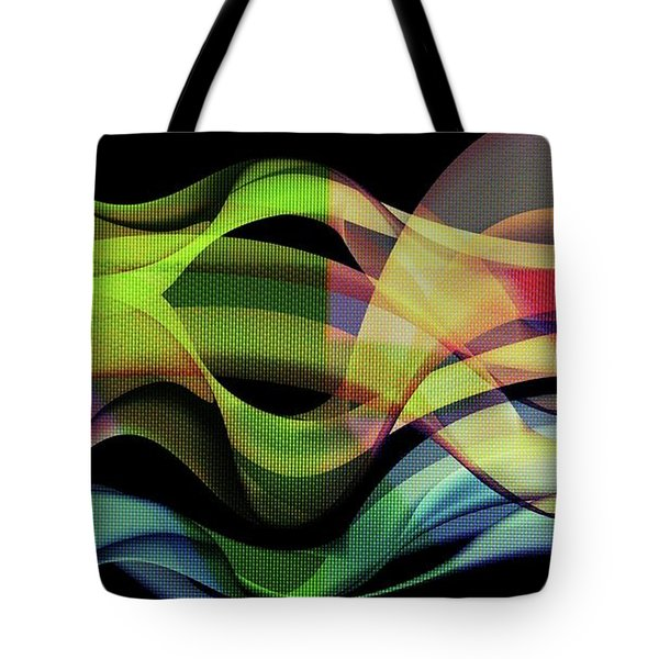 Abstract Photography Tote Bag by Allen Beilschmidt