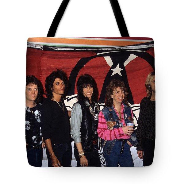 Aerosmith Tote Bag