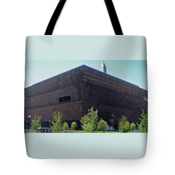 African American Museum 1 Tote Bag