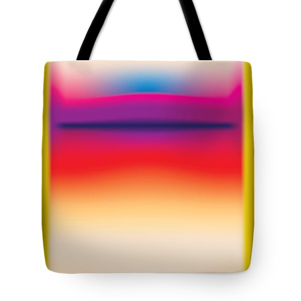 After Rothko 5 Tote Bag