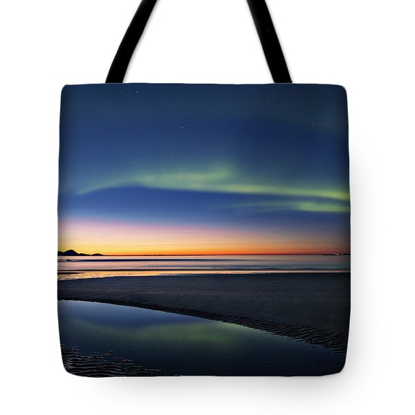 After Sunset II Tote Bag