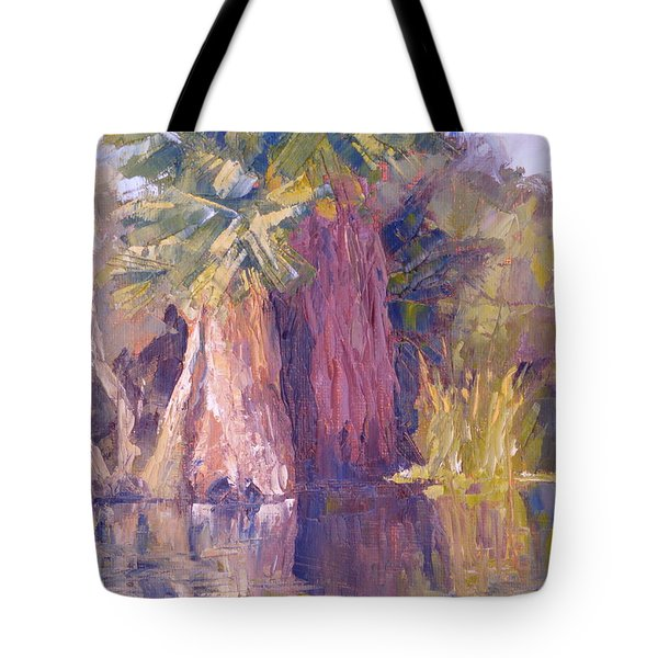 Agua Caliente Tote Bag